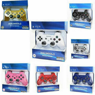 Gamepad Controller Dualshock Wireless Bluetooth Joystick Konsole Für Sony PS3