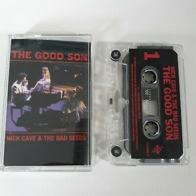 Nick Cave And The Bad Seeds The Good Son Cassette Tape 1990 Paper Label Mute Uk