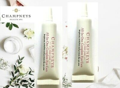 Champneys Complete Eye Care Cream All in One Brightness,Revitalizes,Protection
