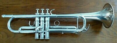 Silver Plated YTR-4335G Step-Up Trumpet with Pro Tech Case