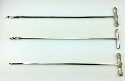 Bone Reamer - T Type - Variable Size