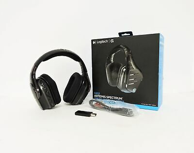 LOGITECH G933 ARTEMIS Spectrum – Wireless RGB 7 1 Dolby and