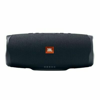 JBL Charge 4 Portable Wireless Bluetooth Speaker - Black See Pics