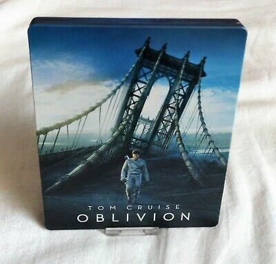 Oblivion steelbook Tom Cruise S.F.