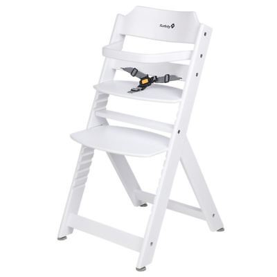 Safety 1st TIMBA WHITE HIGHCHAIR Baby/Toddler Feeding Removable Tray 6m+ BNIP