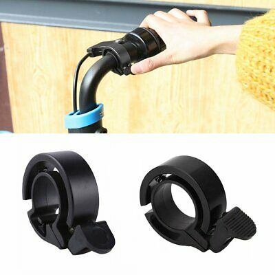Cycling Bicycle 90db Invisible Aluminum Alloy Bell Fit MTB Bike For 22.2-24mm EU