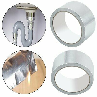 Aluminium Foil Tape - Pack of 1 rolls 17M*5CM - self adhesive EU