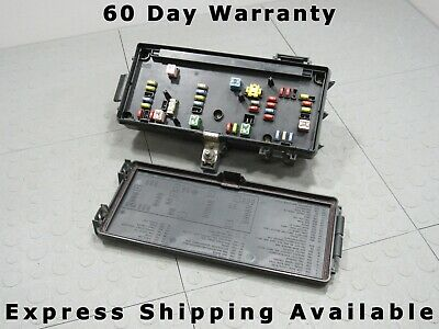 Dodge 2007 Ram Totally Intergrated Power Module Rl692118al