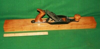 FINE USER Stanley Bailey No. 32 Transitional Woodworking Jointer Plane Inv#TB13