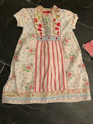 Oilily stunning girls dress age 5-6yrs