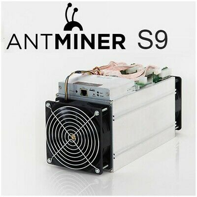 24 Hour Mining Contract SHA256 Bitcoin antMiner S9 13.5+ TH/s Rental