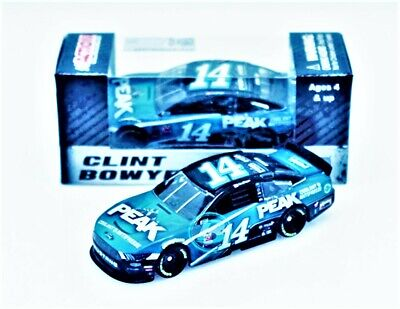 Clint Bowyer 2019 ACTION 1:64 #14 Peak Coolant Mustang Nascar Monster Diecast