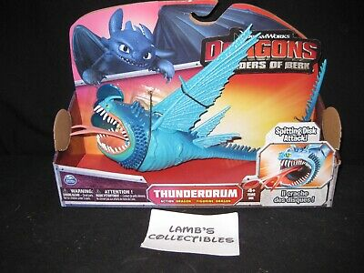 Thunderdrum Dragon How to Train Your Dragon Defenders of Berk Action Figure Toy