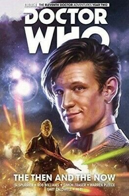 Doctor Who: The Eleventh Doctor Volume 4: The Then and The Now (Hardcover) (New)