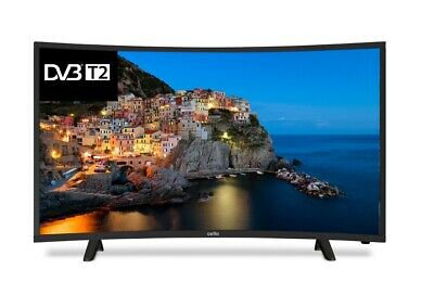 Cello C40229T2 40 Inch Curved LED TV Build In Freeview HD USB Playback