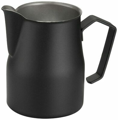 Espresso Milk Frothing Pitcher, 18/8 Stainless Steel Espresso Steaming Pitcher