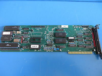 Galil DMC-610 Motion Control Card from Genmark Robot Controller