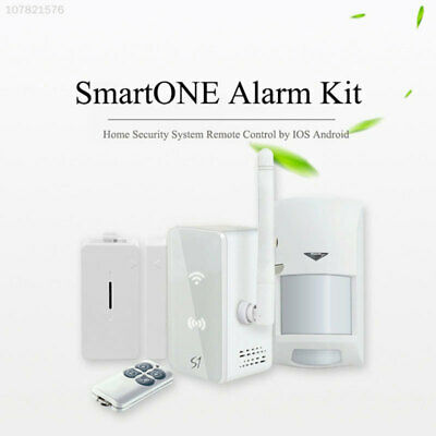 CD6D Durable Smart Alarm System Home Automation Smart Phone Kit