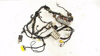jeep wrangler tj under dash fuse box wiring harness 1999 soft top 3/99 99n