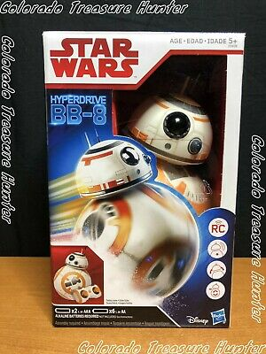 Star Wars HYPERDRIVE BB-8 Remote Control Toy