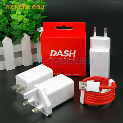 Original 5V/4A Fast Charger DASH Wall Adapter Cable For Oneplus 7 6T 6 5T 5 3T 3