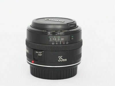 Canon EF 35mm F/2 Lens, as new