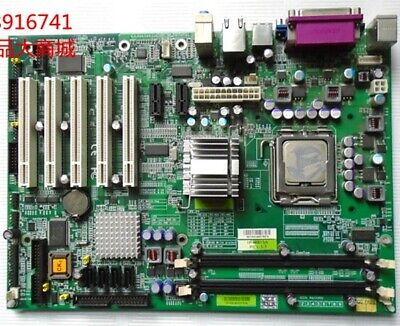 1PC Used Industrial Motherboard IP-M915A 1.1