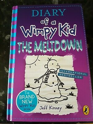 Diary of a Wimpy Kid: The Meltdown (book 13) by Jeff Kinney brand new