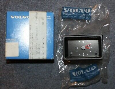 Volvo 440 460 480 Uhr Instrument clock NOS new old stock