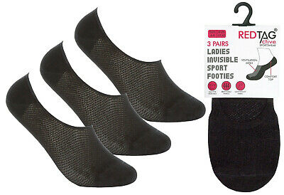 Womens Invisible Trainer Shoe Liner Socks Girls Multi Pack No Show Socks Cheap