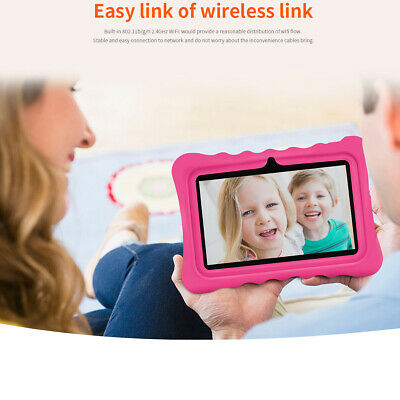 Ainol Q88 Android 7.1 Quad Core 1+16GB 0.3MP+0.3MP Cam WIFI kinder Tablet PC red
