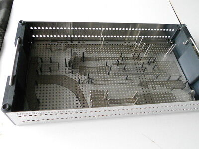 Medical/Surgical.Synthes 685.205. UFN Standard Instruments Tray. (Tray Only)