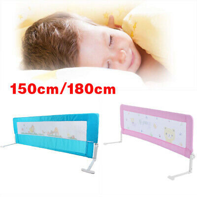 150/180cm Child Safety Guards Folding Toddler Bed Rail Safety Protection Guard