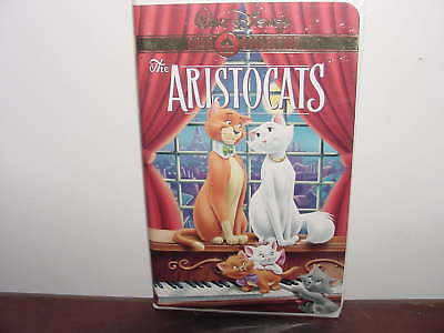 The  Aristocats   (Vhs, 2000) Walt Disney  Gold Collection
