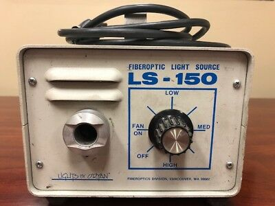 O'Ryan Fiberoptic Light Source LS-150