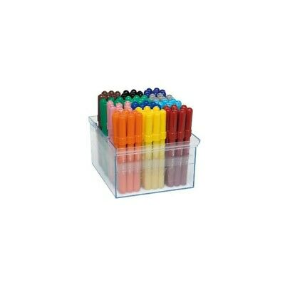 GIOTTO turbo maxi school - pack of 96 assorted markers