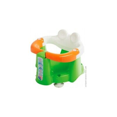 OKBABY Baby Bath Seat Crab Flash Green