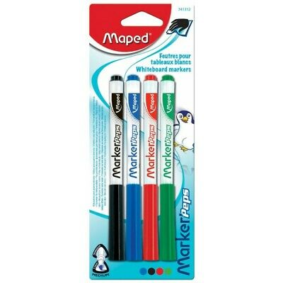 MAPED Markerpeps - 12 pack of 4 highlighters
