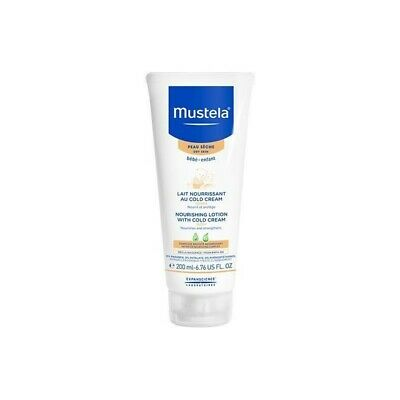 MUSTELA Nourishing Body Lotion With Cold Cream 200 ml