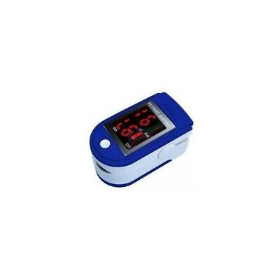 SAFETY Finger mini-oximeter to measure oxygen saturation