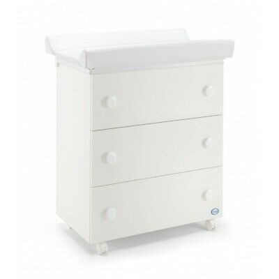 PALI Tris - white dresser changing table