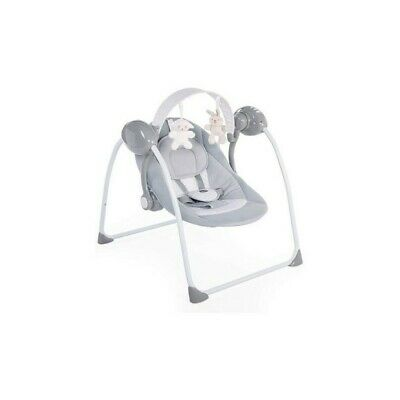 CHICCO Relax&Play Swing cool gray bouncing chair