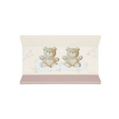 BREVI changing mat idea Olimpia white My Little Bear beige