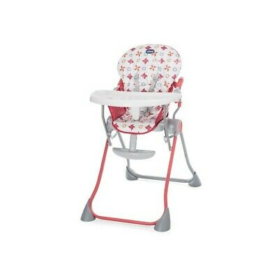 CHICCO Pocket Meal high chair red