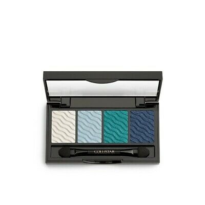 COLLISTAR 4 eyeshadow palette portofino collection n.2 incanto marino