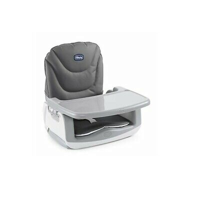 CHICCO Booster seat Up to 5 Graphite