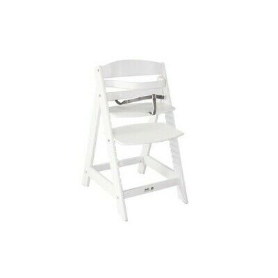 ROBA Sit Up III - Evolutionary High Chair White