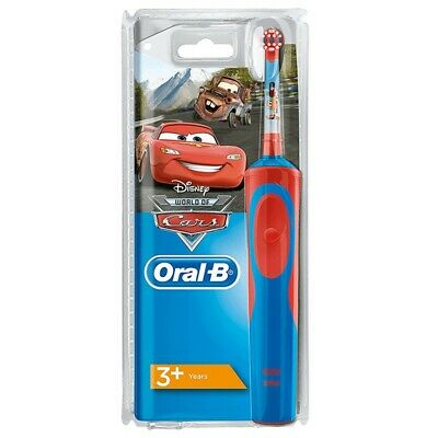 ORAL-B Kids Cars Vitality Stages Power Electric Toothbrush
