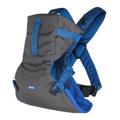 CHICCO Easy fit ergonomic baby carrier power blue