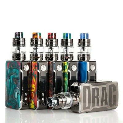 Authentic² Original² 177W VOOPOO² Drag 2 Platinum² Kit With 5ml Uforce T2 Tank